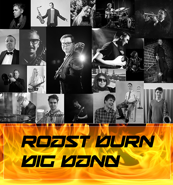 Roast Burn Big Band